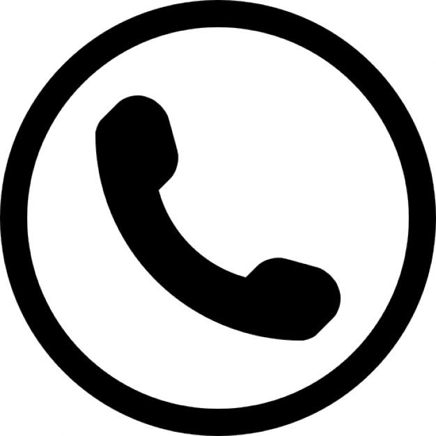 simbolo-de-un-telefono-auricular-en-un-circulo_318-50200